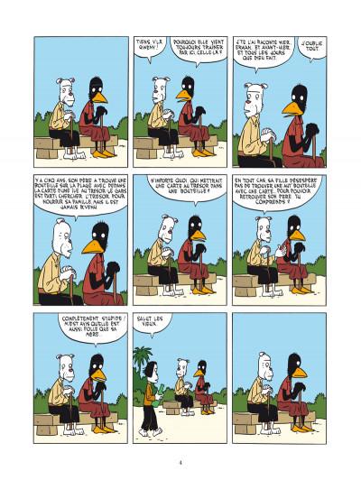 Page 2 l'île aux 100 000 morts
