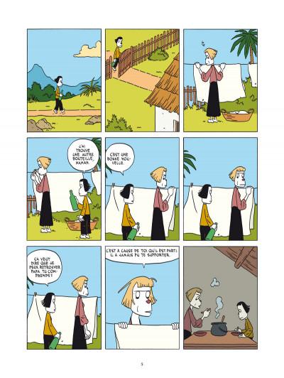 Page 3 l'île aux 100 000 morts