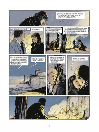 Page 3 ombres ; intégrale