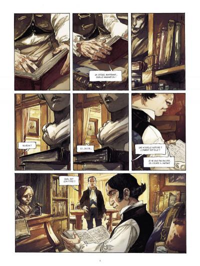 Page 1 à l'origine des contes ; Blanche Neige