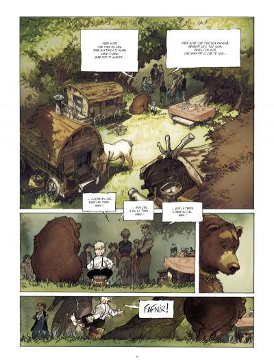 Page 3 à l'origine des contes ; Blanche Neige