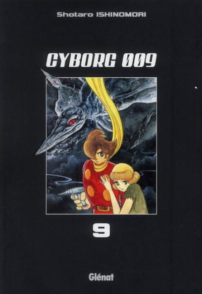 image de cyborg 009 tome 9