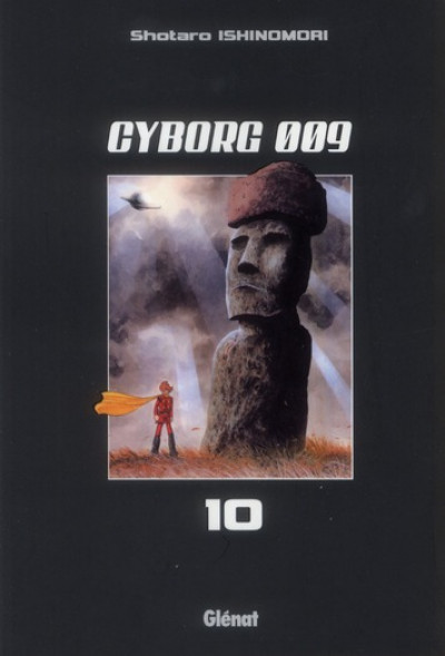 Couverture cyborg 009 tome 10