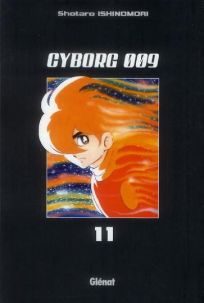 image de cyborg 009 tome 11