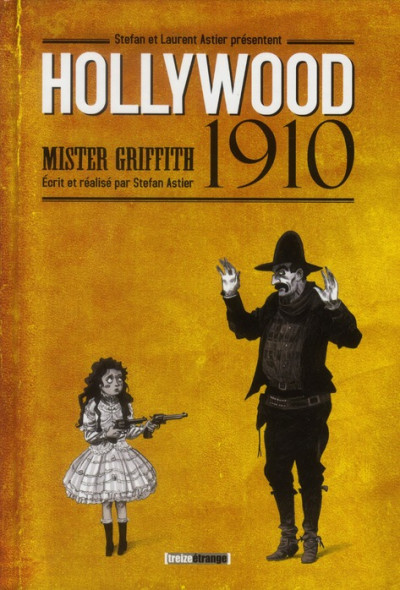 Couverture Hollywood 1910