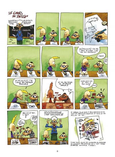 Page 4 Titeuf T.1 - Dieu, le sexe et les bretelles