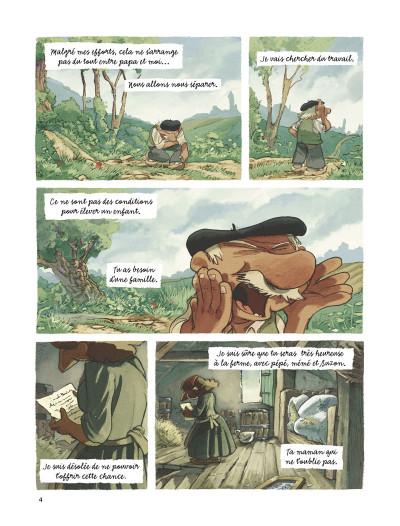 Page 2 les souvenirs de Mamette T.2 - le chemin des écoliers