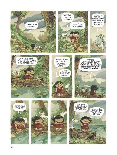 Page 4 les souvenirs de Mamette T.2 - le chemin des écoliers