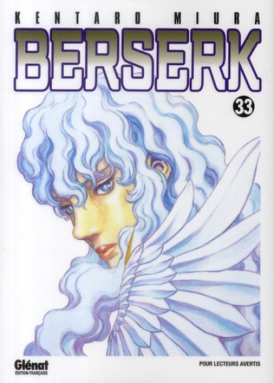 Couverture berserk tome 33