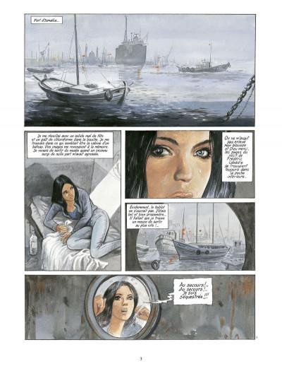 Page 1 Ella Mahé tome 3 - celle qui n'a pas de nom