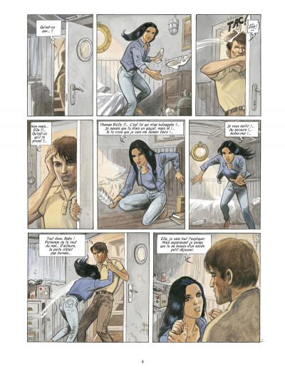 Page 2 Ella Mahé tome 3 - celle qui n'a pas de nom