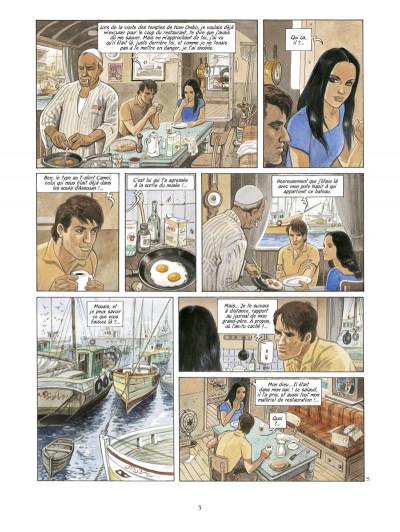 Page 3 Ella Mahé tome 3 - celle qui n'a pas de nom