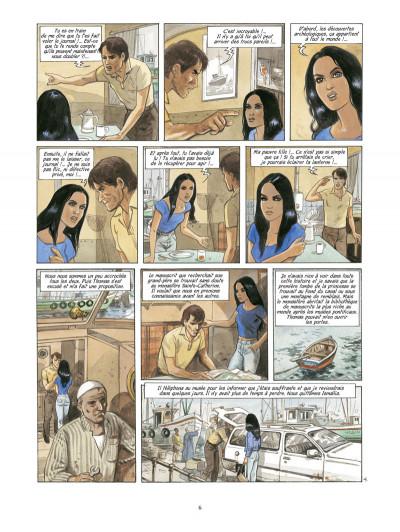 Page 4 Ella Mahé tome 3 - celle qui n'a pas de nom