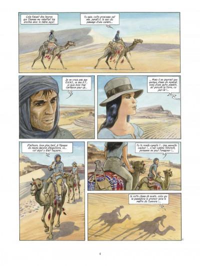 Page 2 Ella Mahe tome 4 - la couleur des dieux