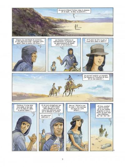 Page 3 Ella Mahe tome 4 - la couleur des dieux