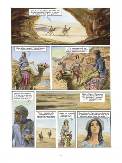 Page 4 Ella Mahe tome 4 - la couleur des dieux