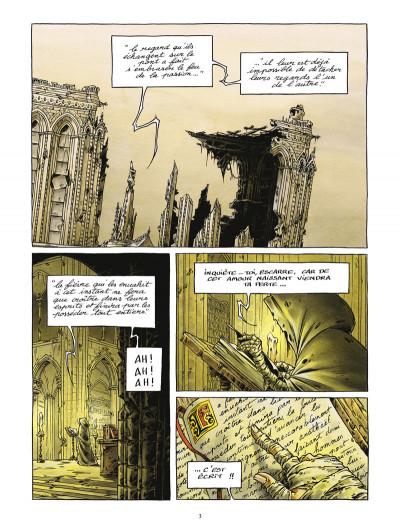 Page 1 la cité de l'arche tome 2 - ville tombe