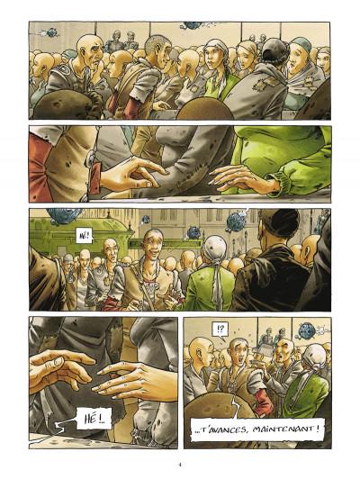 Page 2 la cité de l'arche tome 2 - ville tombe