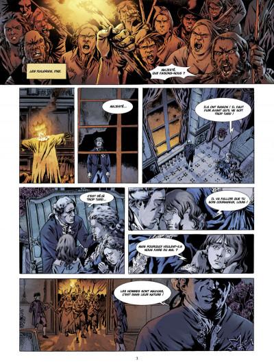Page 1 le dauphin, héritier des ténèbres tome 1 - l'enfant du temple
