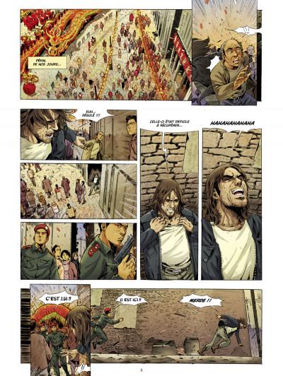 Page 3 le dauphin, héritier des ténèbres tome 1 - l'enfant du temple