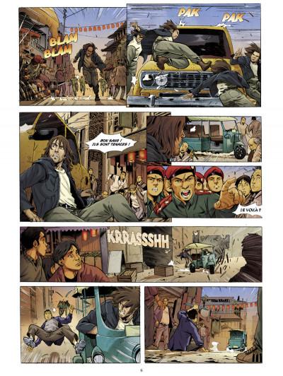 Page 4 le dauphin, héritier des ténèbres tome 1 - l'enfant du temple