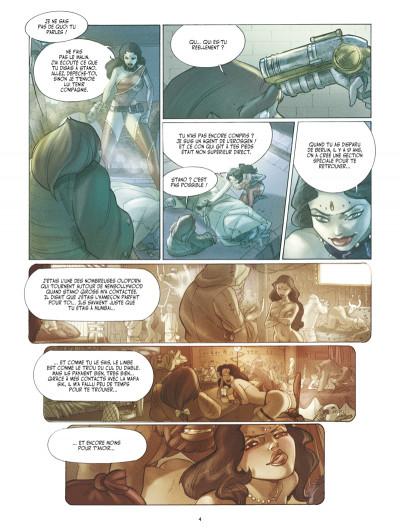 Page 2 pandamonia tome 1 - chaos bestial
