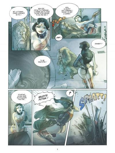 Page 3 pandamonia tome 1 - chaos bestial