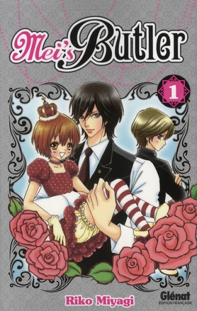 Couverture Mei's Butler tome 1