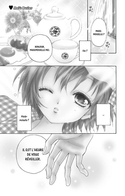 Page 4 Mei's Butler tome 1