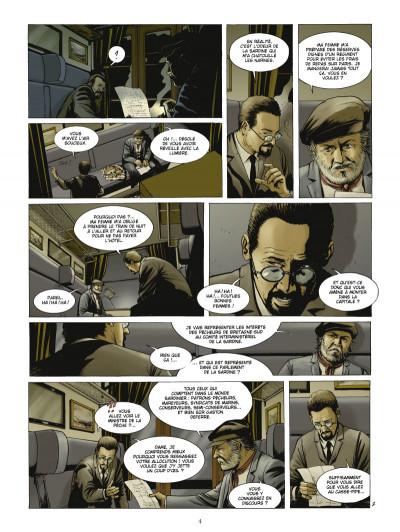 Page 2 Les chasseurs d'écume tome 1