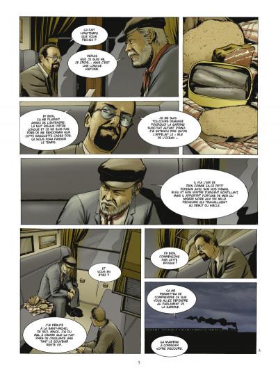 Page 3 Les chasseurs d'écume tome 1