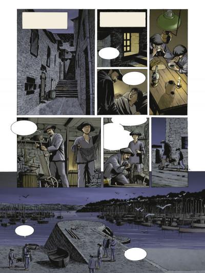 Page 4 Les chasseurs d'écume tome 1