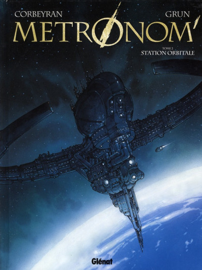 image de Metronom' tome 2 - station orbitale