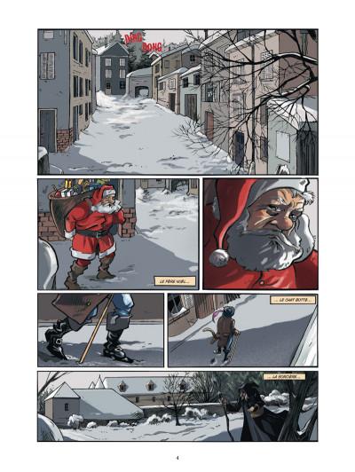 Page 2 l'assassinat du Père Noël