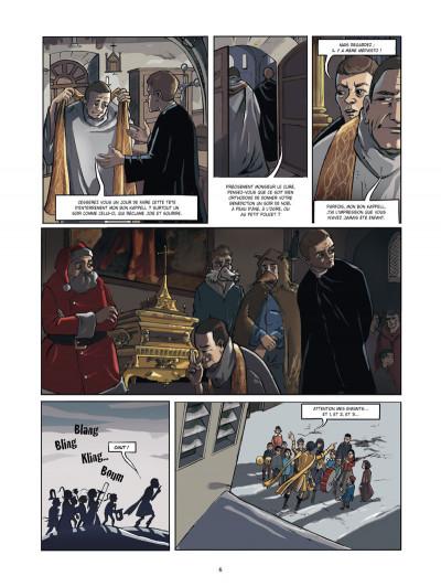 Page 4 l'assassinat du Père Noël