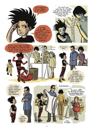 Page 4 les quasi tome 1 - un peu, beaucoup, passionnément