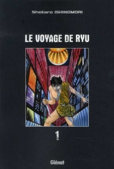 Couverture le voyage de Ryu tome 1