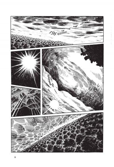 Page 0 le voyage de Ryu tome 1