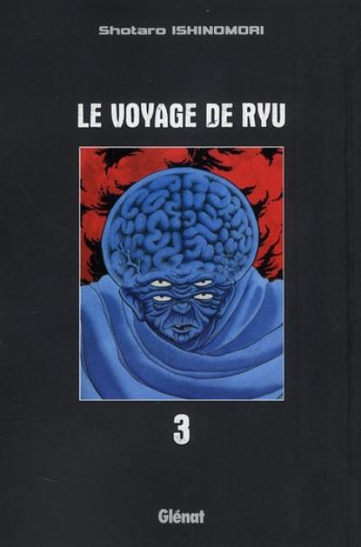 Couverture le voyage de ryu tome 3