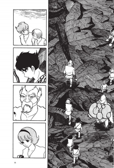 Page 0 le voyage de ryu tome 3
