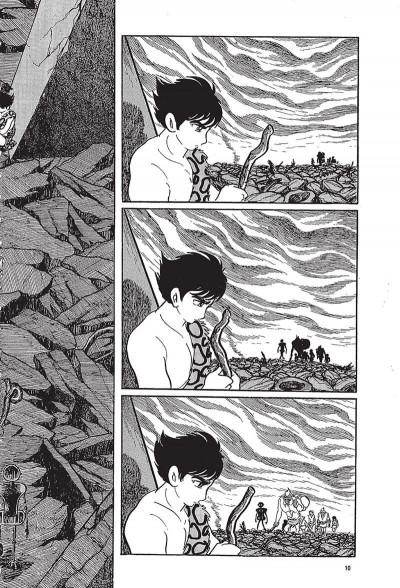 Page 9 le voyage de ryu tome 3