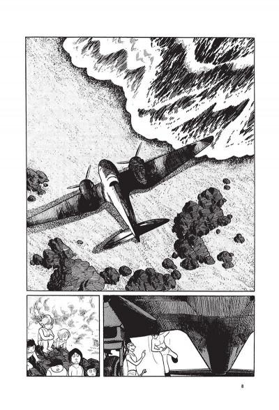 Page 7 le voyage de Ryu tome 5