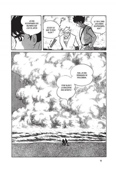 Page 9 le voyage de Ryu tome 5