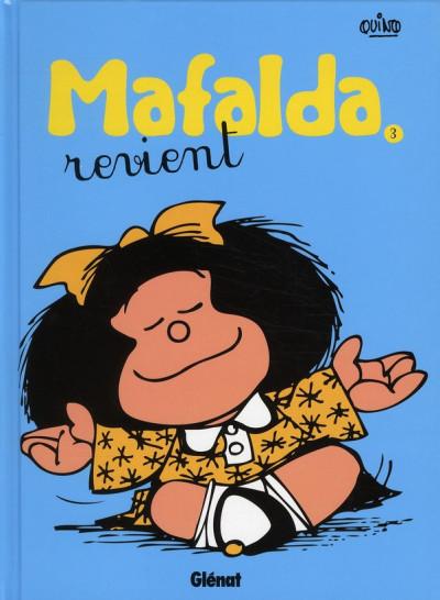 image de mafalda tome 3