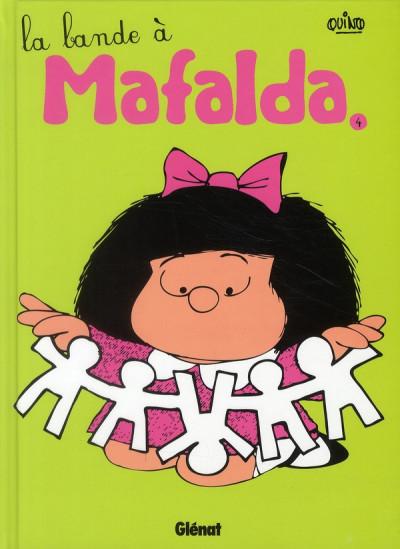 Couverture mafalda tome 4