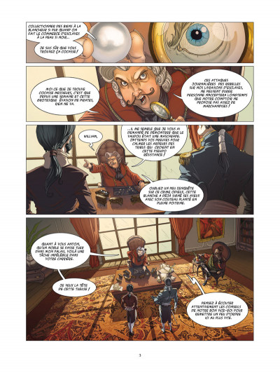 Page 1 perle blanche tome 2