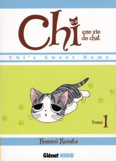 Couverture Chi - une vie de chat tome 1