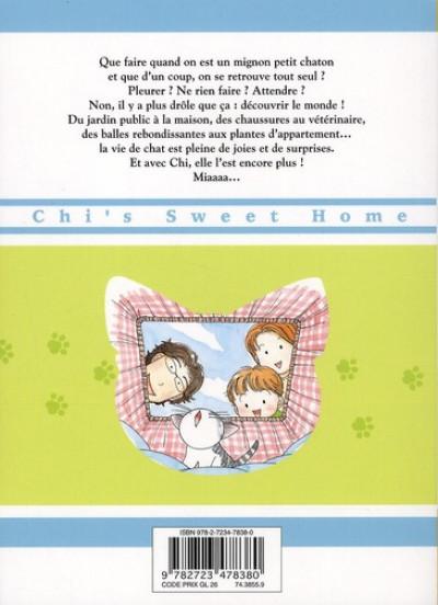 Dos Chi - une vie de chat tome 1