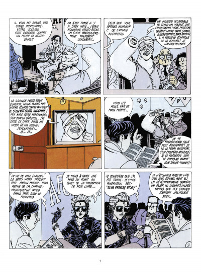 Page 3 Jack Palmer ; enquêtes puissance 4