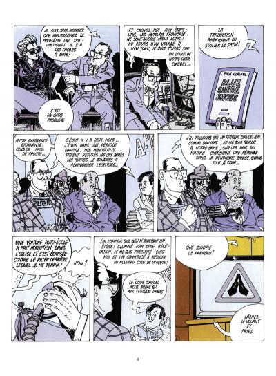 Page 4 Jack Palmer ; enquêtes puissance 4